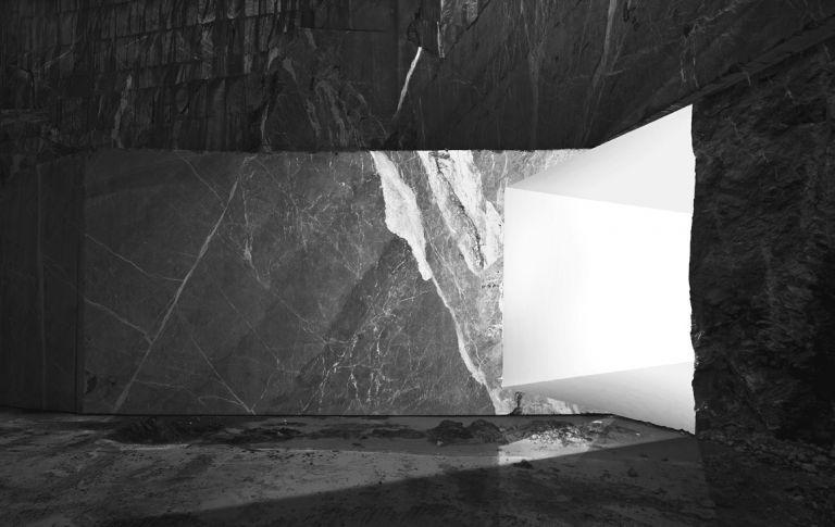 Argi hormak 011 | Aitor Ortiz | Guggenheim Bilbao Museoa