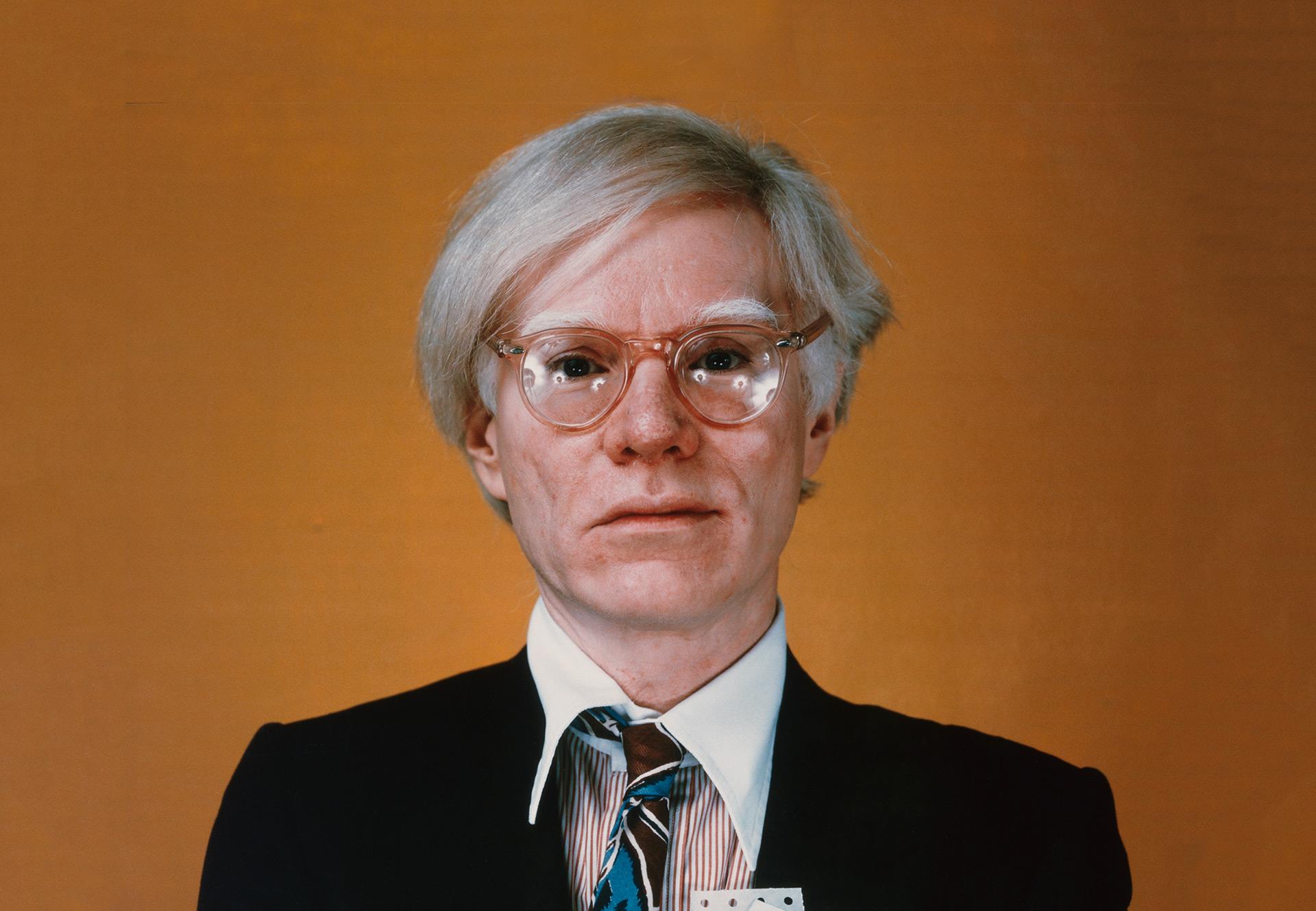 Andy Warhol | Artistas | Guggenheim Bilbao Museoa