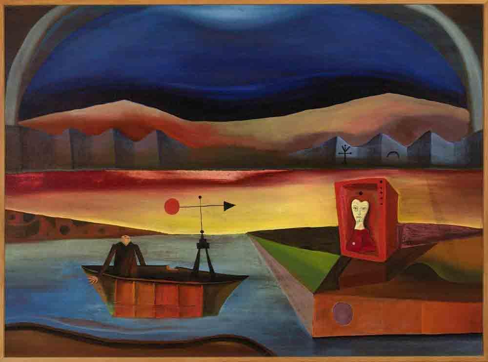 El pescador de lunas (El Pescallunes), 1949