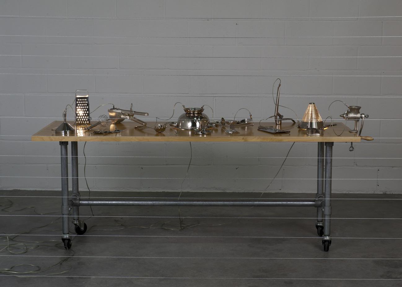 Gure etxea | Mona Hatoum | Guggenheim Bilbao Museoa