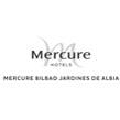 Logo Mercure Bilbao Jardines de Albia