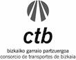 Logo Consorcio de Transportes de Bizkaia