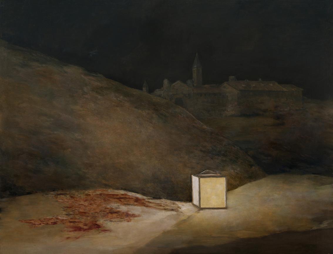Le trois Mai | José Manuel Ballester | Guggenheim Bilbao Museoa