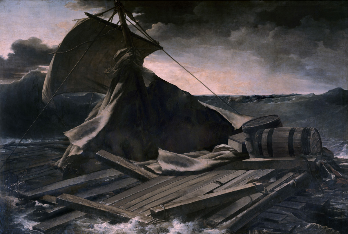 The raft of the Medusa | José Manuel Ballester | Guggenheim Bilbao Museoa
