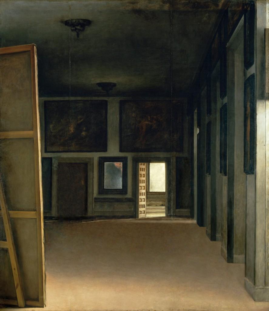 Errege-erreginaren jauregia | José Manuel Ballester | Guggenheim Bilbao Museoa