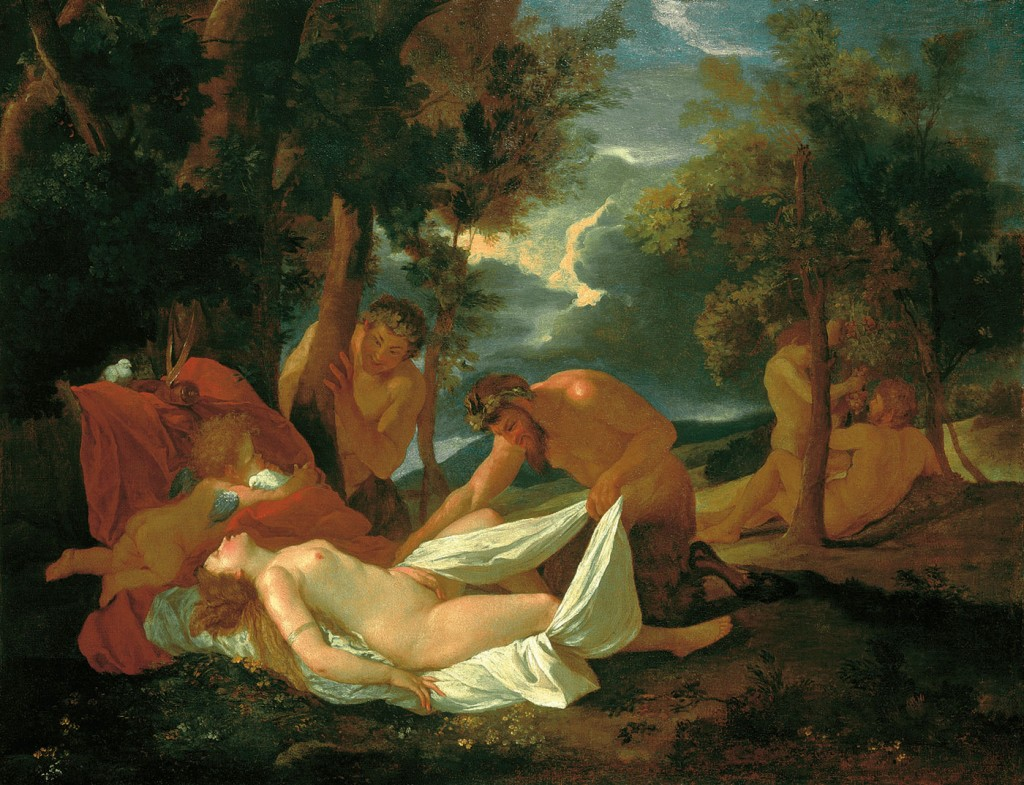 Venus sorprendida por los sátiros | Guggenheim Bilbao Museoa
