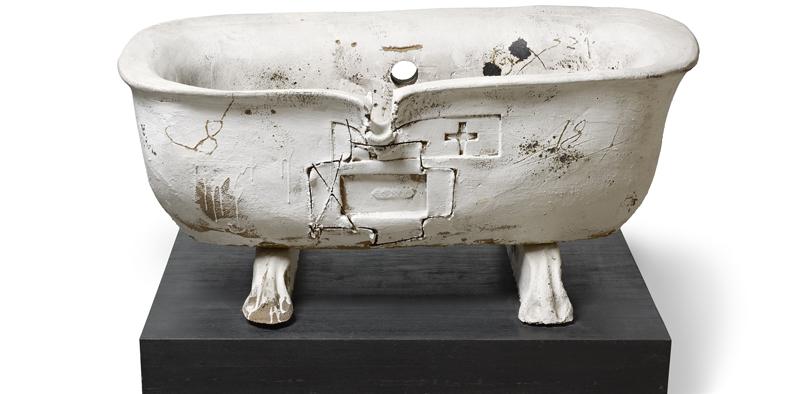Banyera I | Antoni Tàpies | Guggenheim Bilbao Museoa