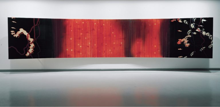 In a (Microverse II) Fraction | Darío Urzay | Guggenheim Bilbao Museoa