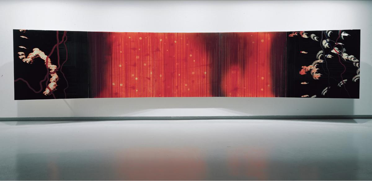 Frakzioa (Mikrobertsoa II) batean | Darío Urzay | Guggenheim Bilbao Museoa