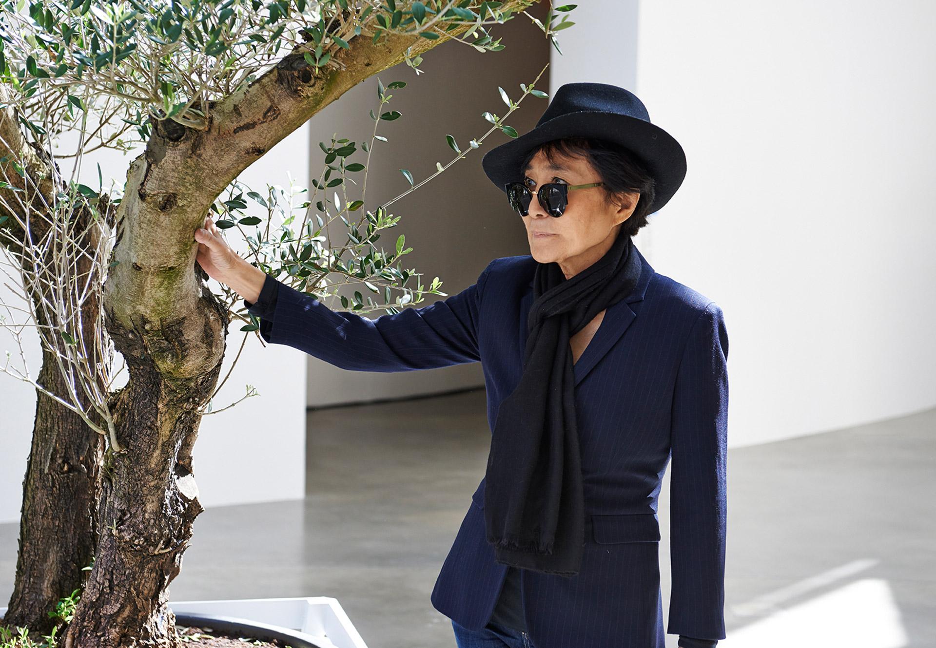 Yoko Ono | Artistas | Guggenheim Bilbao Museoa