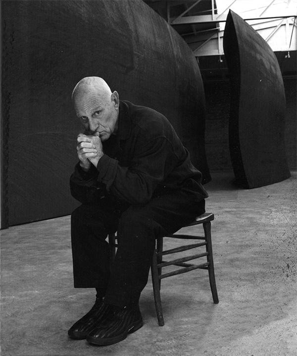 Richard Serra La trayectoria del artista
