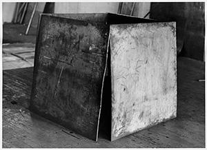 Peso y equilibrio Richard Serra