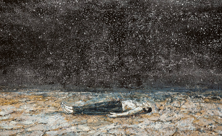 The Renowned Orders of the Night | Anselm Kiefer | Guggenheim Bilbao Museoa