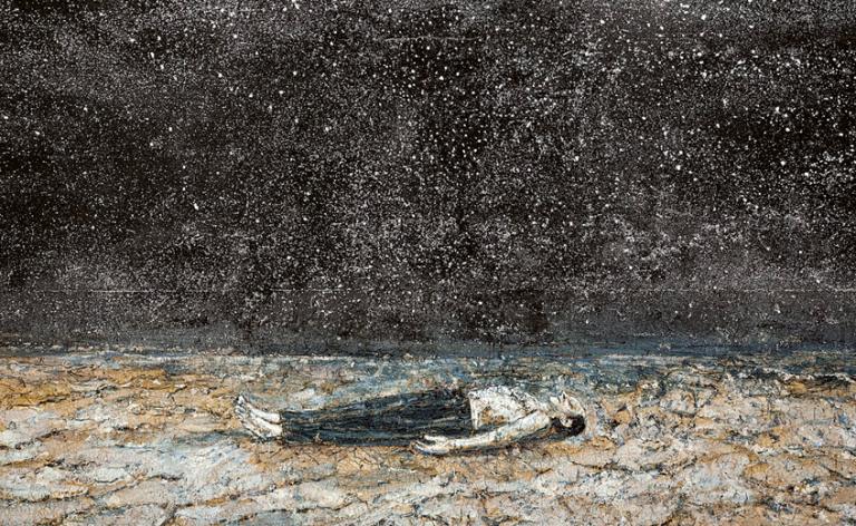 Ordres de la Nuit | Anselm Kiefer | Guggenheim Bilbao Museoa