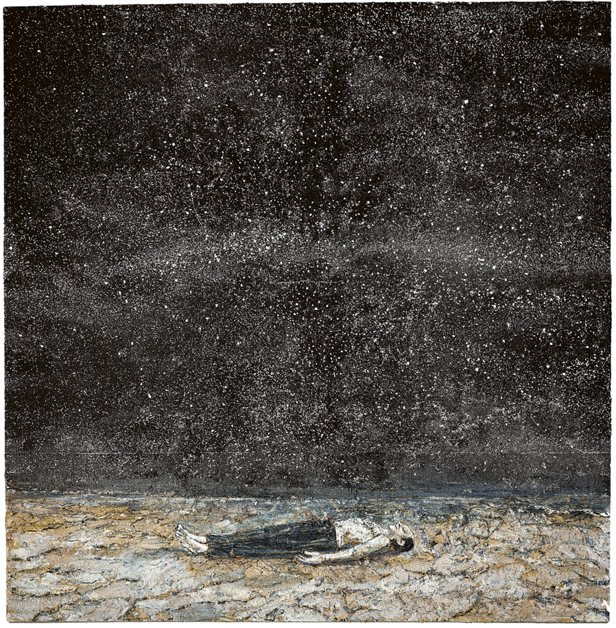 Las célebres órdenes de la noche | Anselm Kiefer | Guggenheim Bilbao Museoa