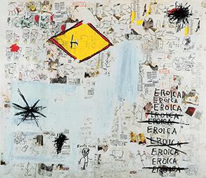 Jean Michel Basquiat EROICA NAVARRA cropped Zoom