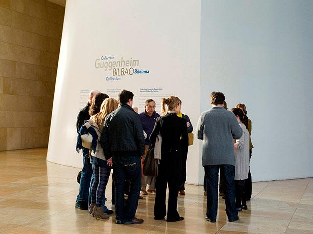 Reflexiones compartidas | Guggenheim Bilbao Museoa
