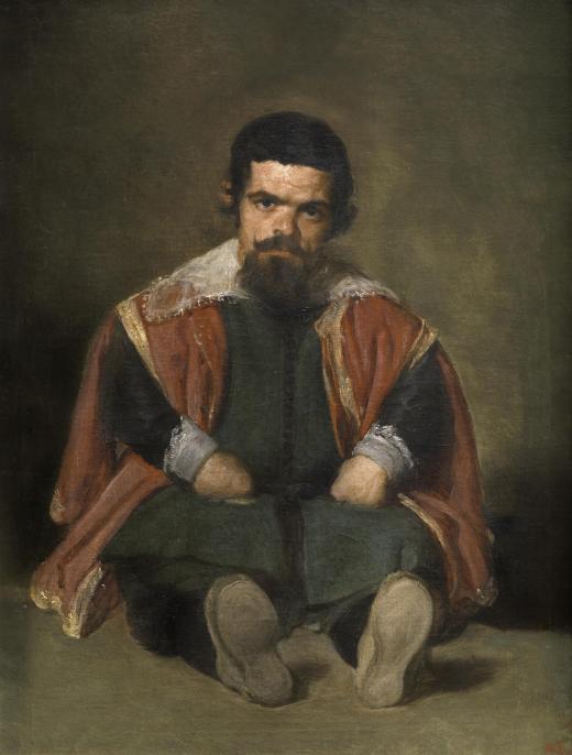The Buffoon el Primo Velazquez