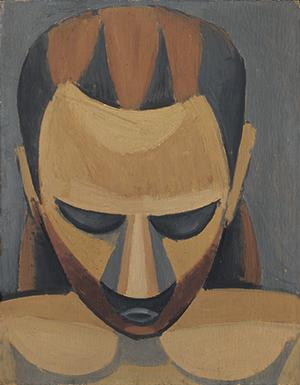 Head Of A Man Tete D Homme 1908 Guggenheim Museum Bilbao