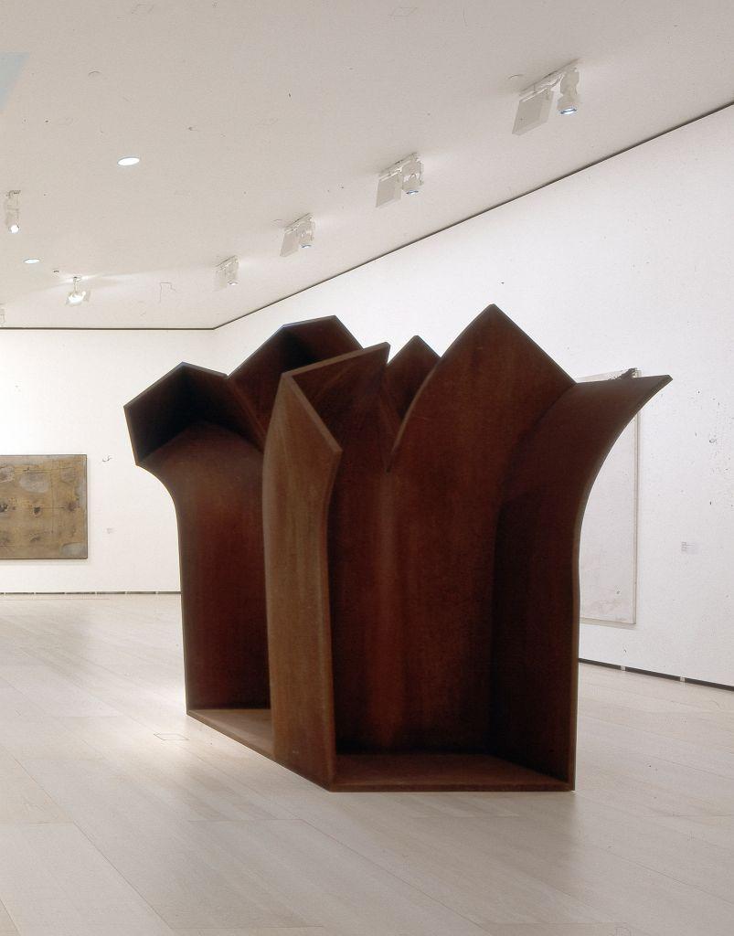 Advice to Space V | Eduardo Chillida | Guggenheim Bilbao Museoa
