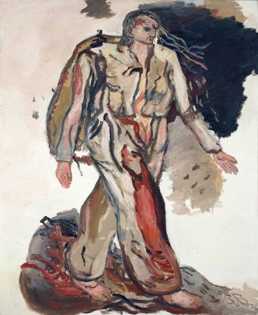 Bonjour Monsieur Courbet | Georg Baselitz | Guggenheim Bilbao Museoa