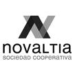 Logo Novaltia Sociedad Cooperativa