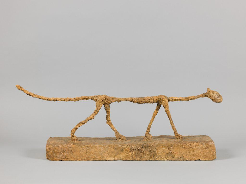 El gato | Alberto Giacometti | Guggenheim Bilbao Museoa