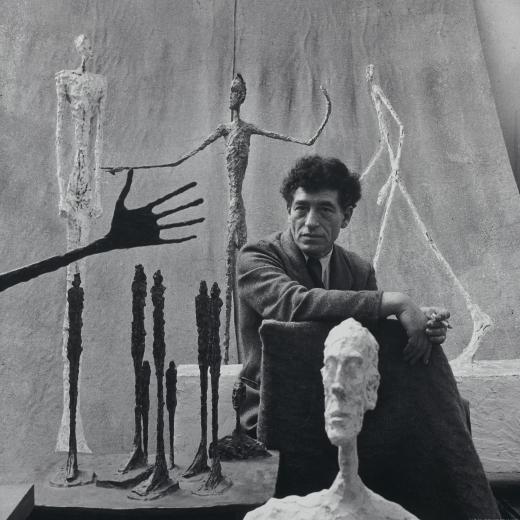 giacometti 1951