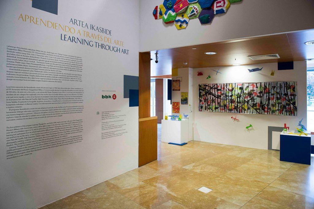 Aprendiendo a través del arte 2018 | Guggenheim Bilbao Museoa