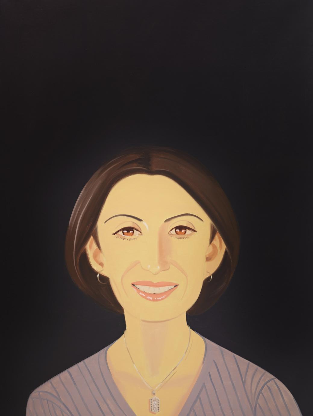 Ahn irribarrez | Alex Katz | Guggenheim Bilbao Museoa