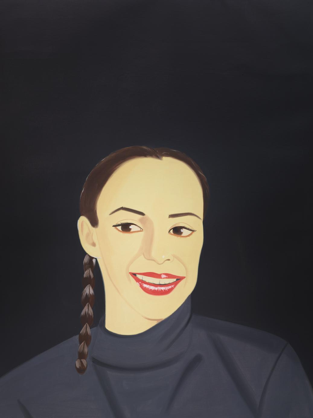Belinda irribarrez | Alex Katz | Guggenheim Bilbao Museoa