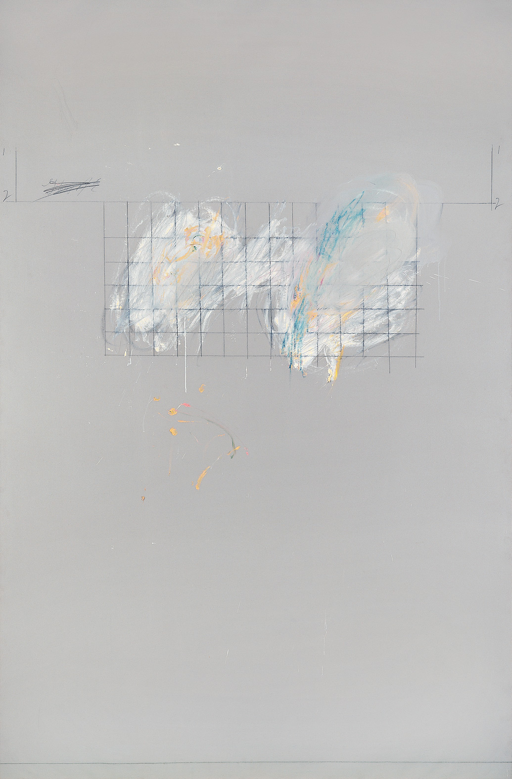 Nine Discourses on Commodus, Part I | Cy Twombly | Guggenheim Bilbao Museoa