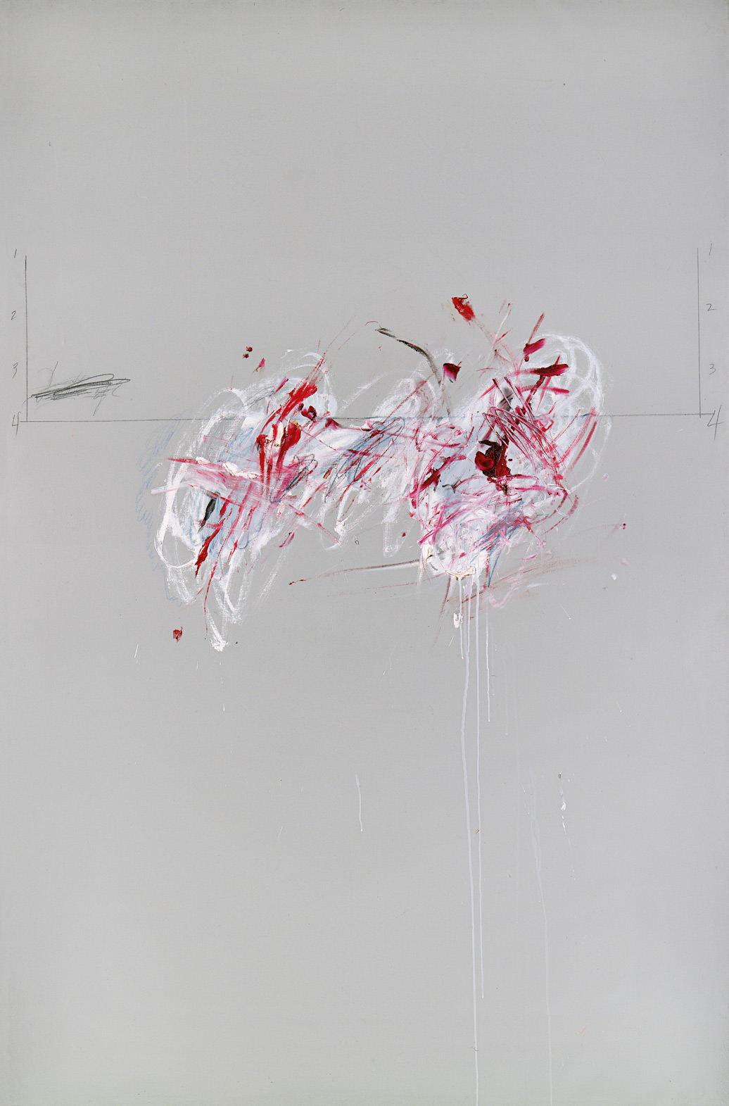 Nine Discourses on Commodus, Part II | Cy Twombly | Guggenheim Bilbao Museoa