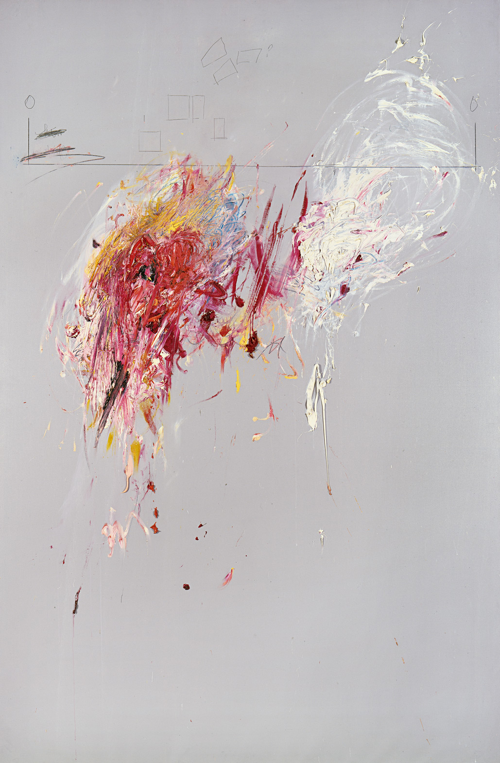 Nine Discourses on Commodus, Part V | Cy Twombly | Guggenheim Bilbao Museoa