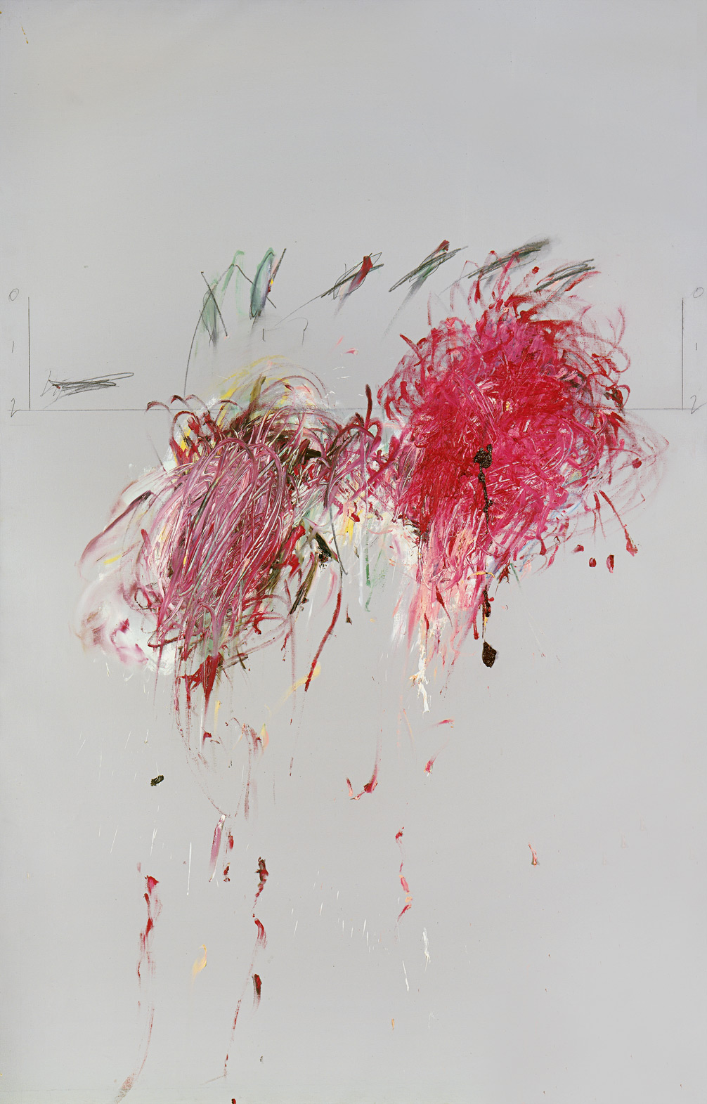 Nine Discourses on Commodus, Part VII | Cy Twombly | Guggenheim Bilbao Museoa