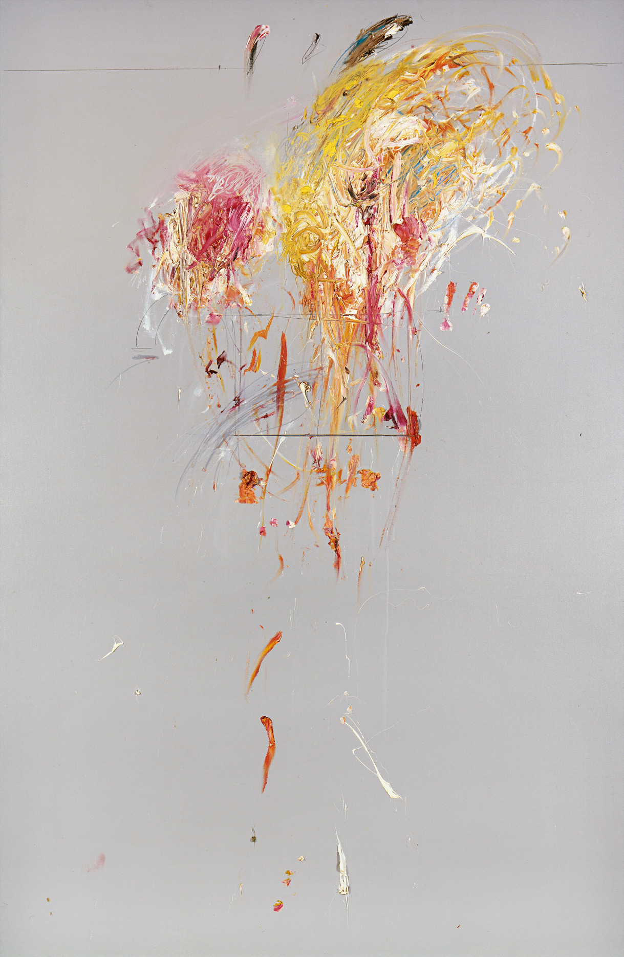 Nine Discourses on Commodus, Part IX | Cy Twombly | Guggenheim Bilbao Museoa