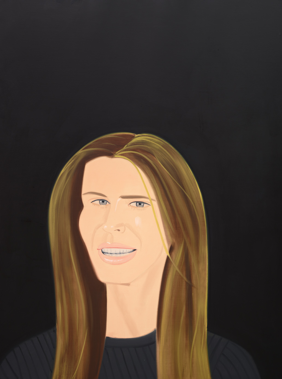 Yvonne irribarrez | Alex Katz | Guggenheim Bilbao Museoa
