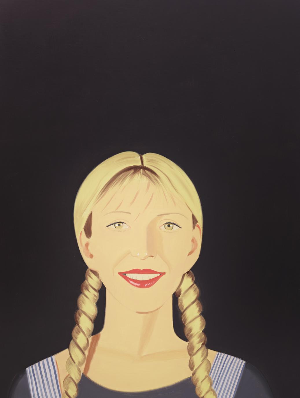 Jessica irribarrez | Alex Katz | Guggenheim Bilbao Museoa