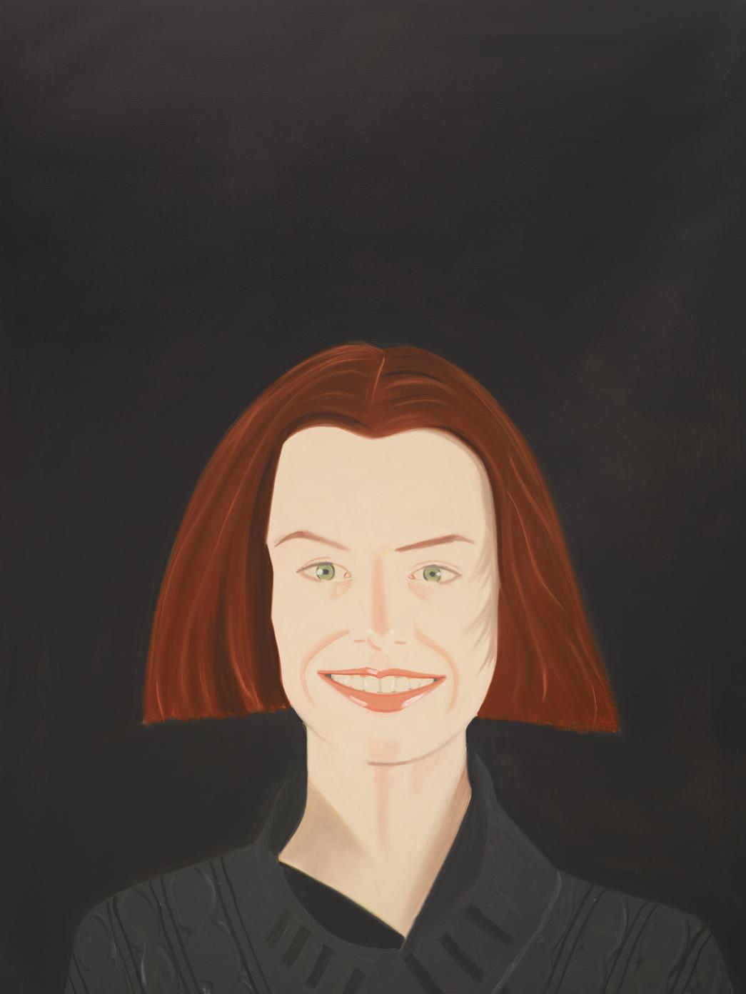 Katryn Smiles | Alex Katz | Guggenheim Bilbao Museoa