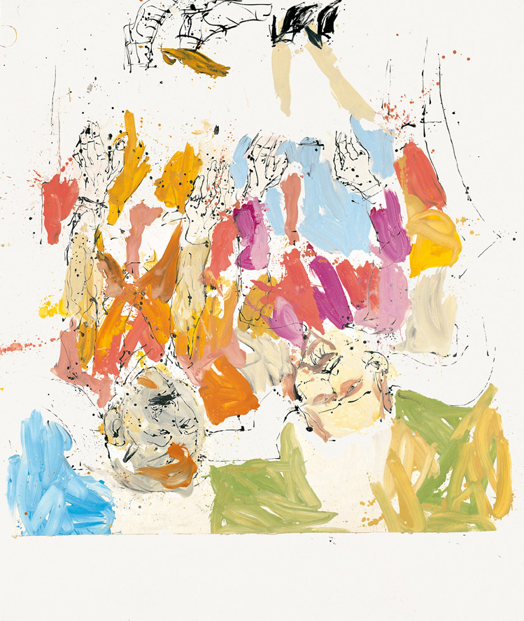 Jake and Dinos get caught up by history | Georg Baselitz | Guggenheim Bilbao Museoa