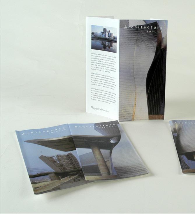 Folletos informativos | Guggenheim Bilbao Museoa