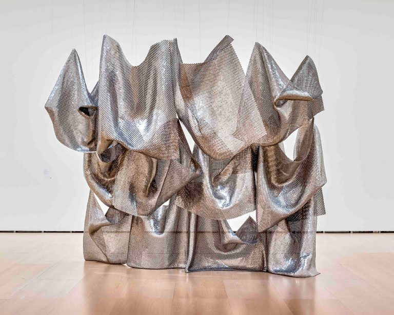 Objeto de reflexión | Alyson Shotz | Guggenheim Bilbao Museoa