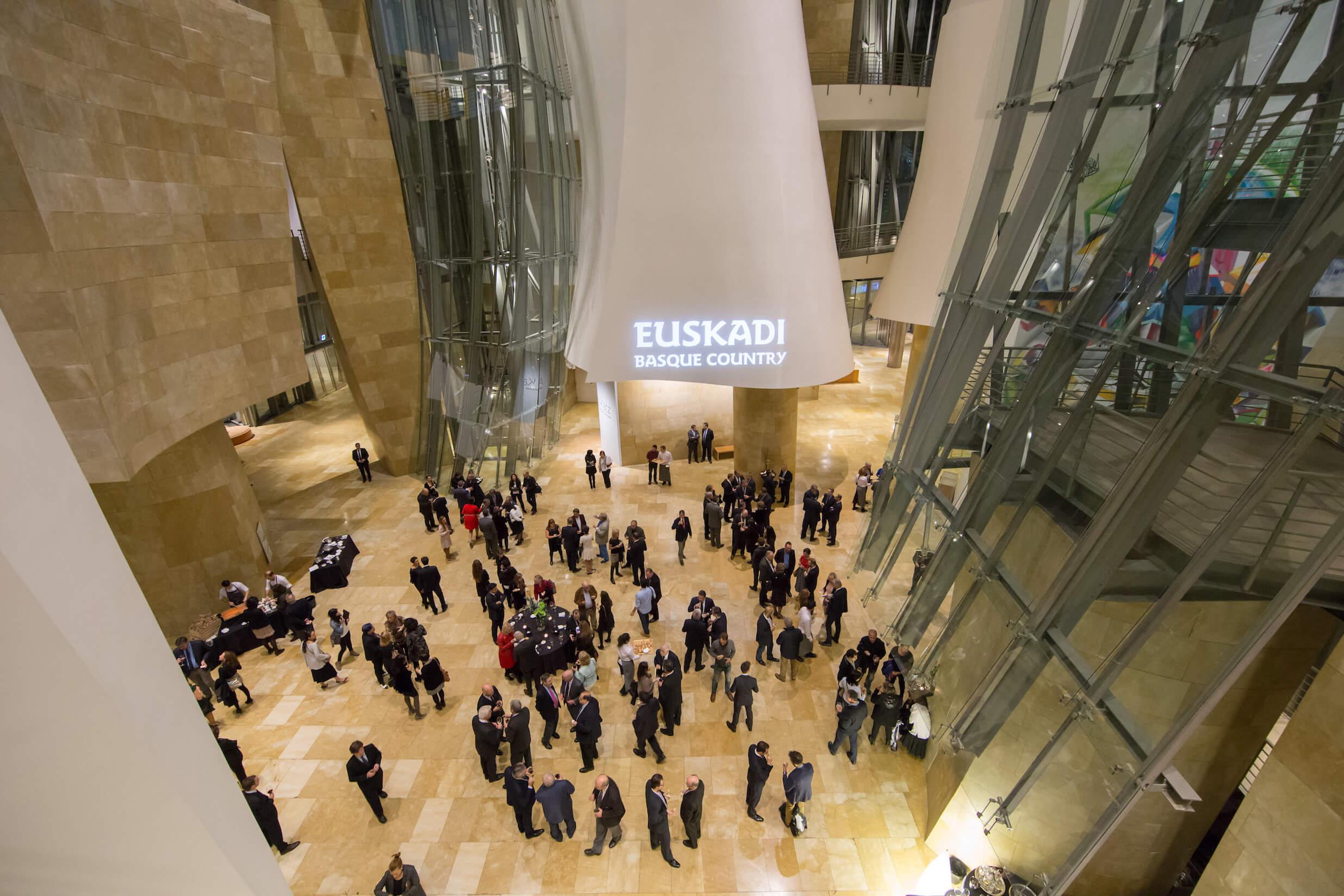 Atrio | Eventos Corporativos | Guggenheim Bilbao Museoa