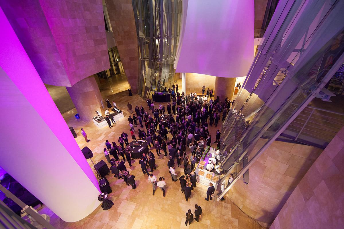Atrio | Eventos Corportativos | Guggenheim Bilbao Museoa