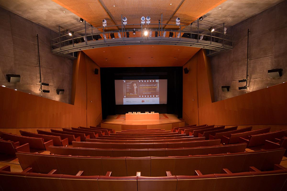 Auditorio | Evento APD | Guggenheim Bilbao Museoa