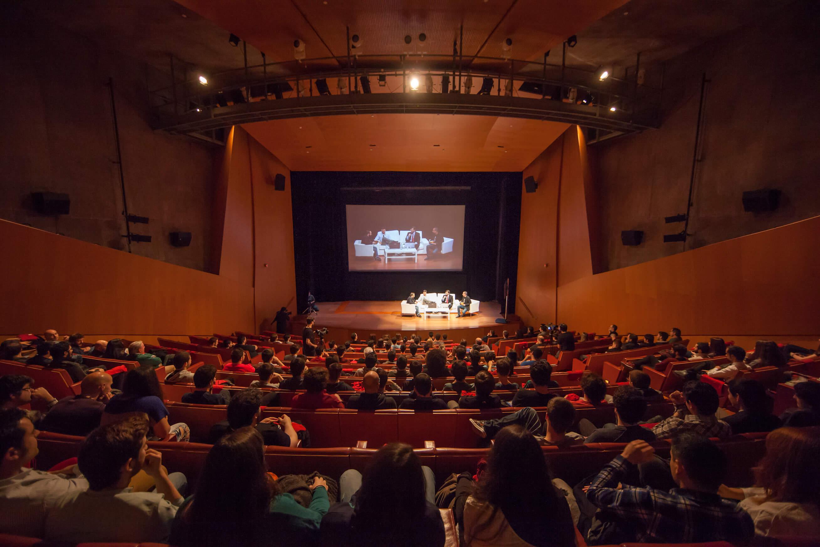 Auditorio | Eventos Corporativos | Guggenheim Bilbao Museoa