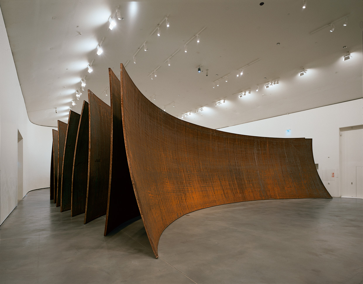 Between the Torus and the Sphere | The Matter of Time | Richard Serra | Guggenheim Bilbao Museoa
