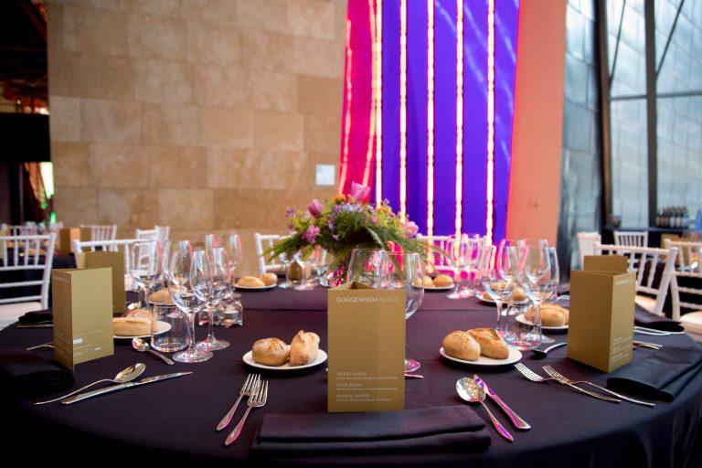 Cena Anual 2018 | Guggenheim Bilbao Museoa