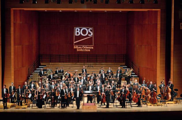 Concierto Bilboko Orkestra Sinfonikoa, BOS