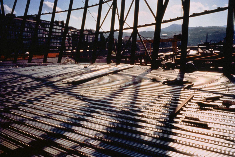 Construction du bâtiment | Guggenheim Bilbao Museoa
